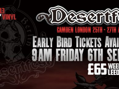 Desertfest 2014 early bird