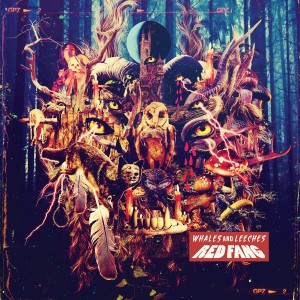 Red Fang - Whales & Leeches artwork