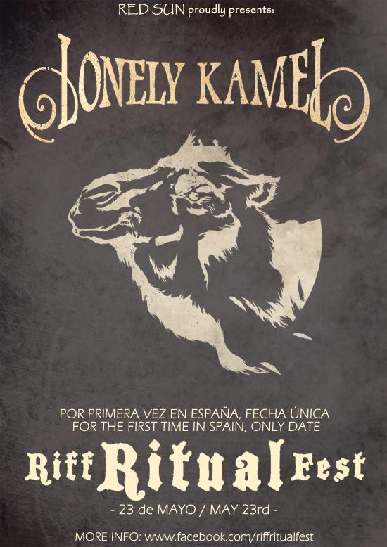 lonely-kamel-poster-riff-ritual