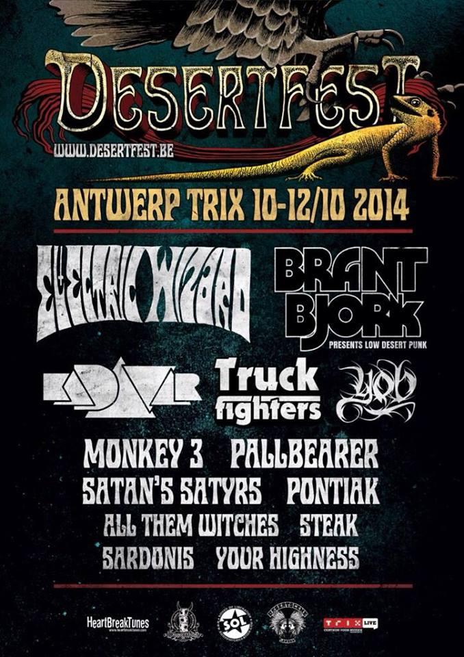 Desertfest-belgium-2014-second-announcement