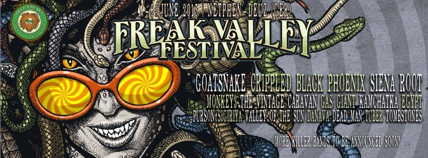freak valley 2015 announcement