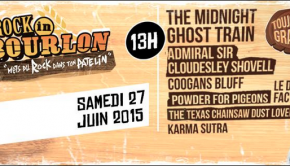 Rock In Bourlon 2015 banner