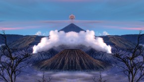 Ten_Foot_Wizard_Sleeping_Volcanoes