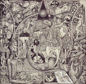 Lucid Sins Occultation Alasdair Gray