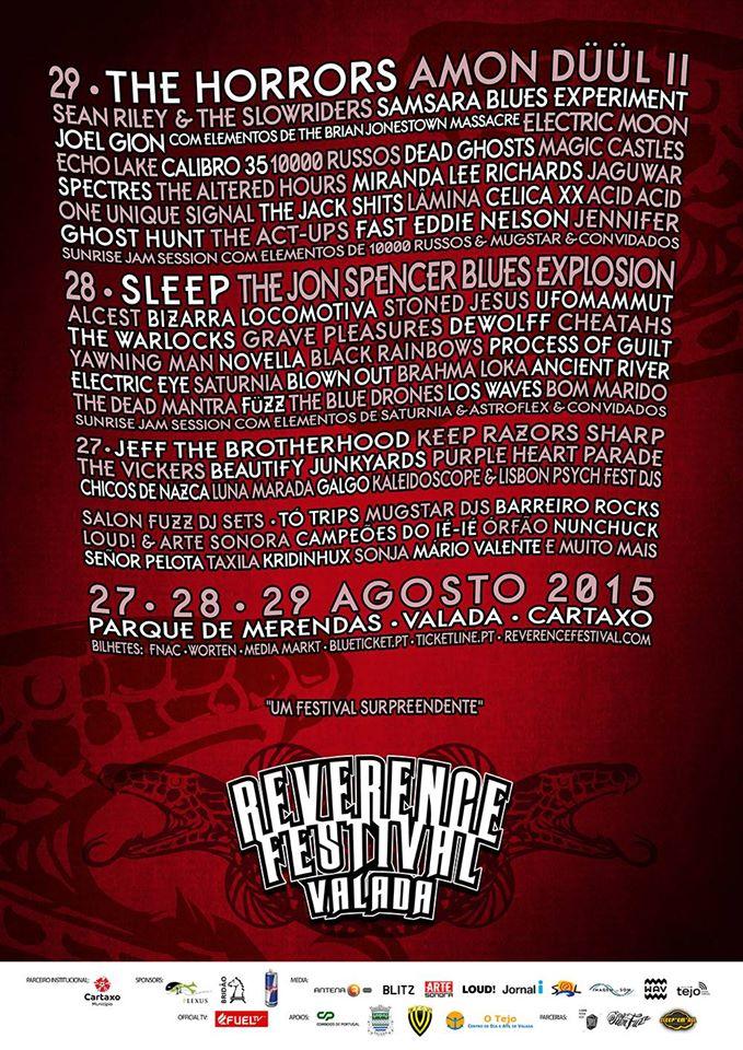 Reverence-Festival-2015-lineup