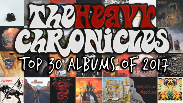 From rock to doom: the 30 coolest albums of 2017  – The