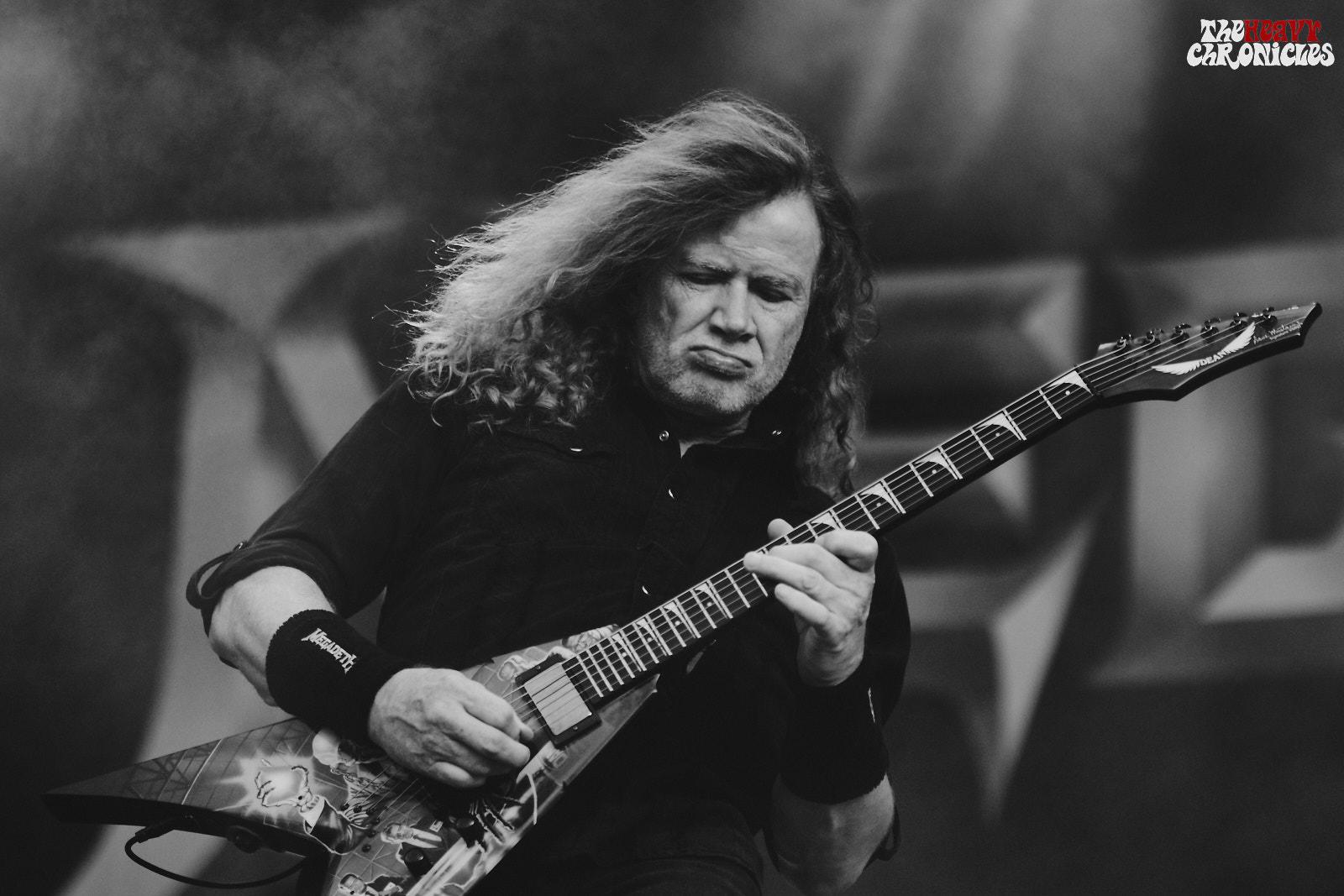 Hellfest 2016_Megadeth_Dimanche