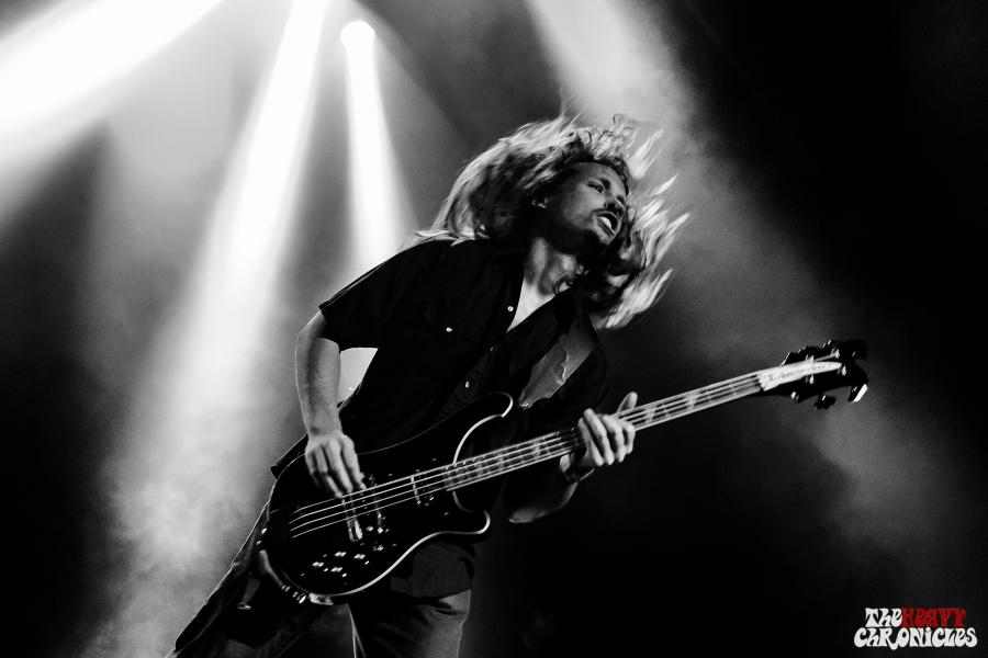 Desertfest Belgium 2018 - Jour 2 - YOB-12