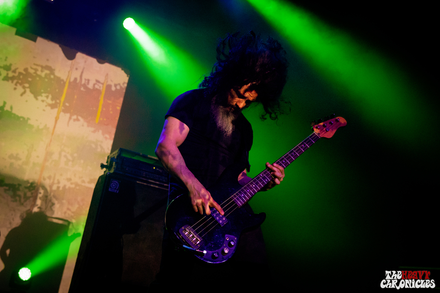 Desertfest Belgium 2018 - Jour 3 - Acid King-20
