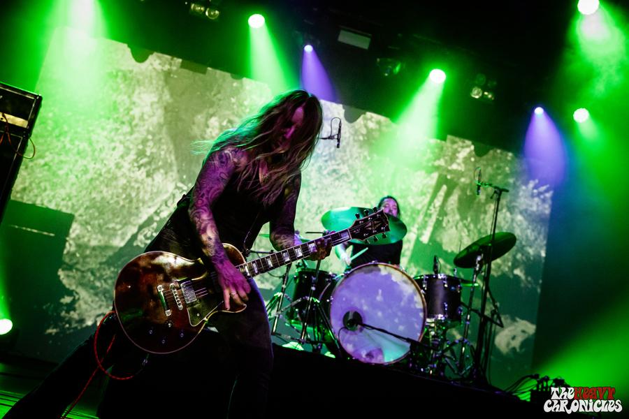 Desertfest Belgium 2018 - Jour 3 - Acid King-24