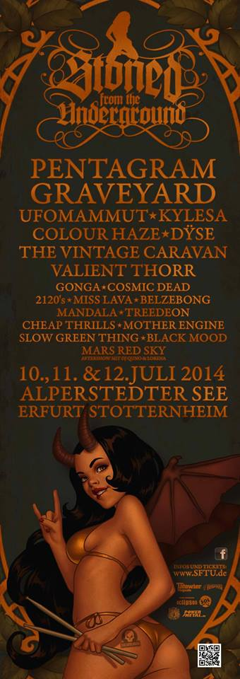Stoned From The underground Festival 2014