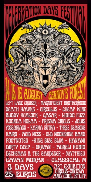 Celebration Days Festival 2014