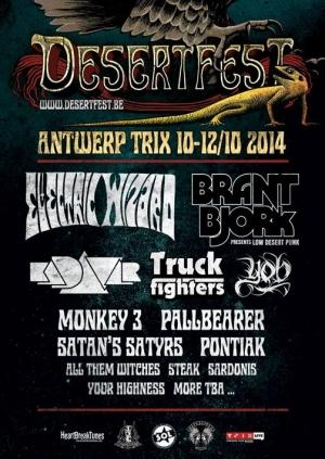 Desertfest Belgium 2014
