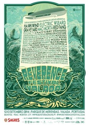 Reverence Valda 2014