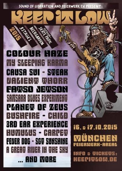 Keep It Low Festival 2015