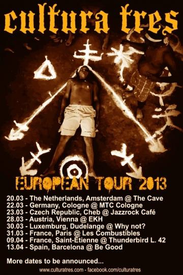 cultura-tres-european-tour-2013